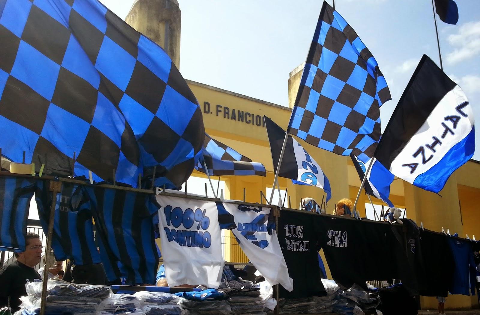 """Il """"Francioni"""" prima della gara. foto: fotosportnotizie.com"""