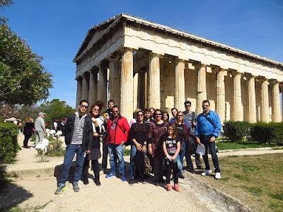 ΝΕΑ ΑΚΡΟΠΟΛΗ Ζωγράφου: Στην αρχαία αγορά της Αθήνας...