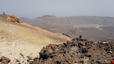 Pice del Teide. Teneryfa