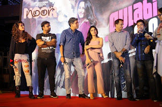 Actress Sonakshi Sinha at the Song Launch of Film Noor  0056.JPG