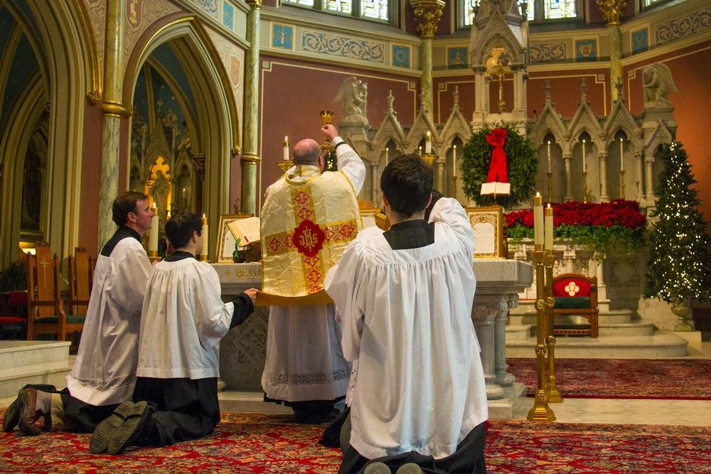 Latin mass albany ny