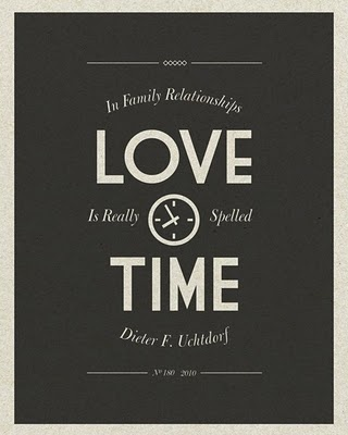 God is HeartQuality Time Love Language