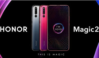 Honor Magic 2 spec