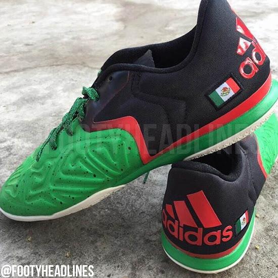 Hallenschuhe Geleakt 2016 Adidas X Fussball Nur Mexiko naWStxSA 96a6555804399