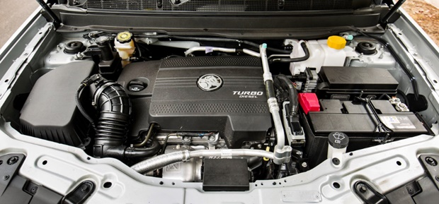 2017 Holden Captiva Engine