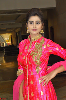 Shamili in Pink Anarkali Dress 17.JPG