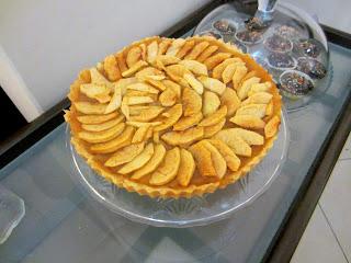 Normandy Apple Tart