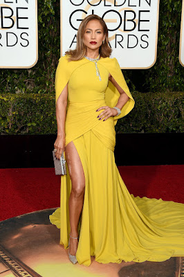 Jennifer Lopez Golden Globes 2016