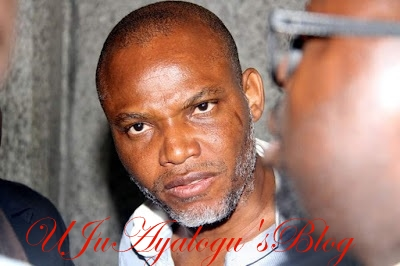 I don't want to be the president of Biafra - Kanu