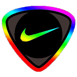 vintage logo nike
