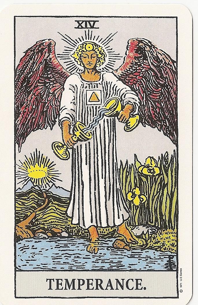 Tarot And More: 2) Tarot Cards : Symbolism