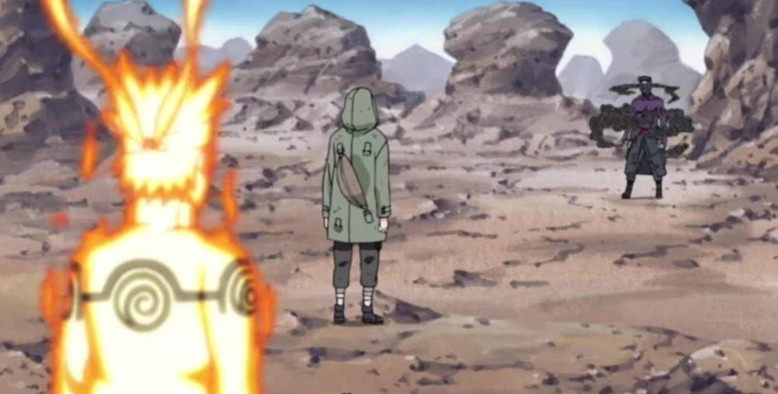 Naruto Shippuden: Episódio 317 – (Filler) Shino vs. Torune!