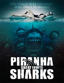 Ver Piranha Sharks (2014) Gratis Online