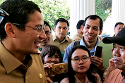 PKL Kota Tua Mengadukan Nasibnya Ke Wagub DKI Jakarta