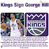 George Hill is now the Kings Primary Point Guard not De'Aaron Fox