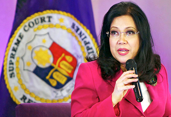 Sereno fails in psych test