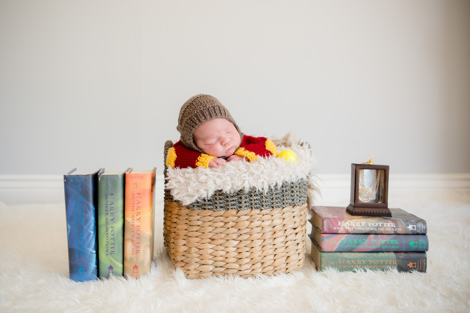 Harry Potter newborn boy