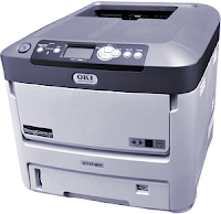 OKI C711WT Driver Download