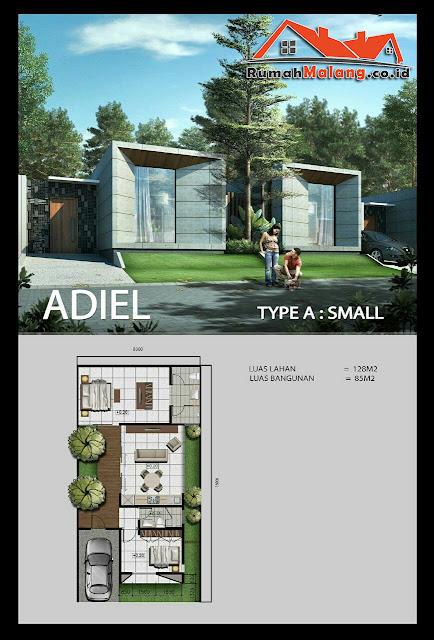 Rumah murah Adiel Kingspark Villa Batu