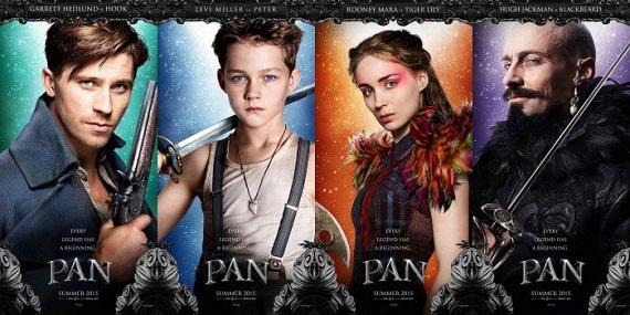 Phim Pan Và Vùng Đất Neverland