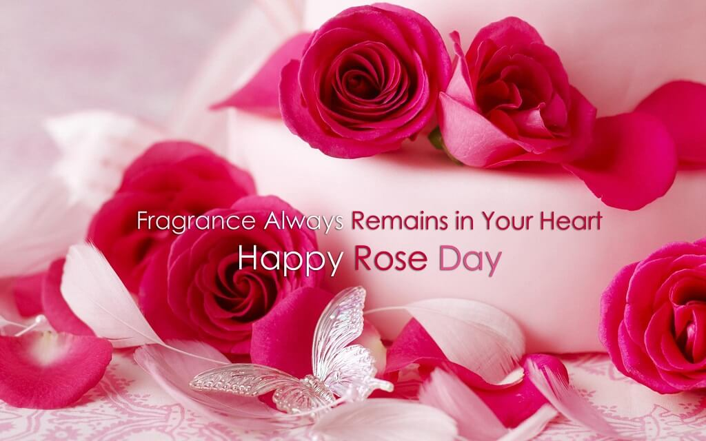 Happy Rose Day Images 2017 HD Wallpaper Animated GIF Pics
