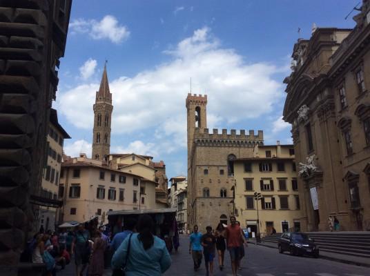 Visita ao Museu Bargello em Florença