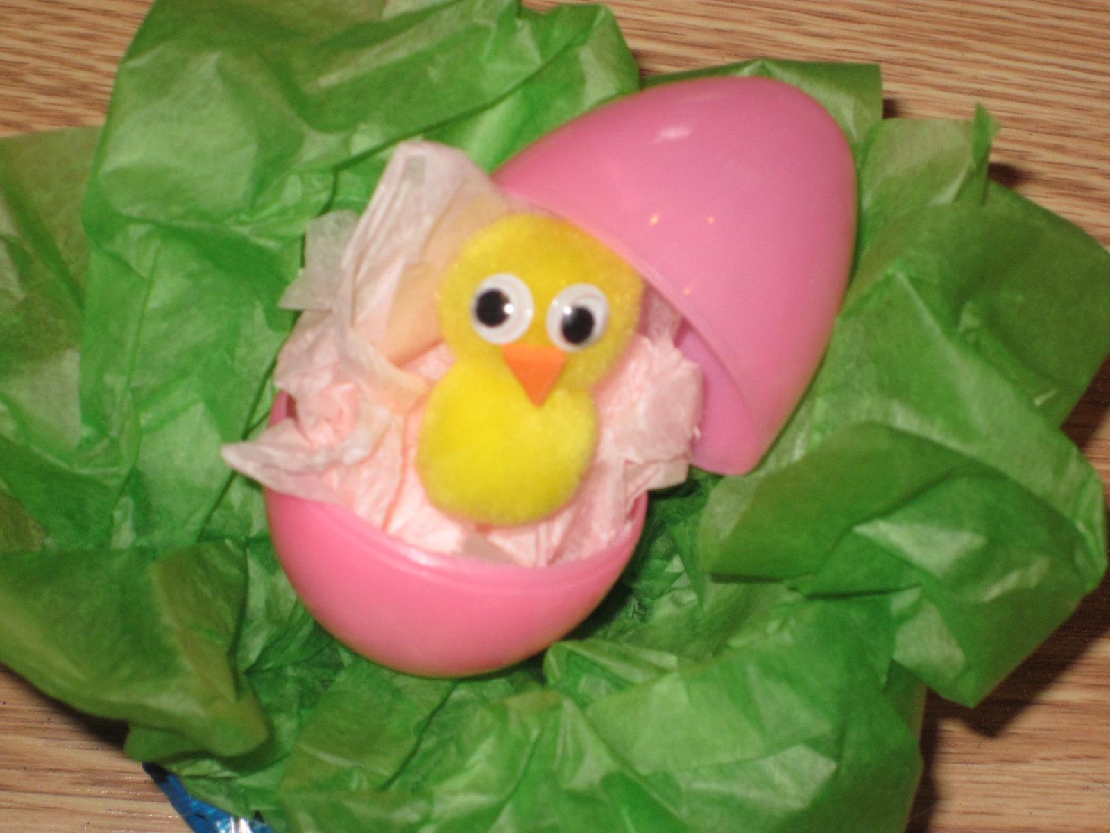 Easter Crafts For Preschool Kids