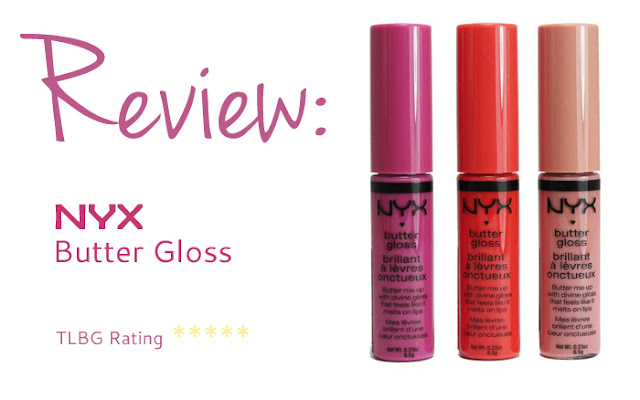 Review: NYX Butter Gloss