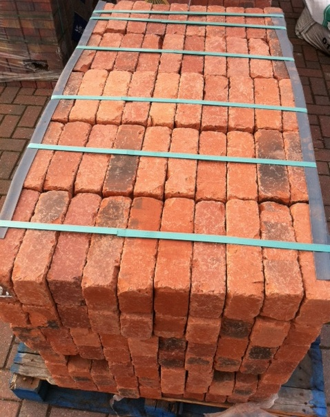 With The New Manufactured Bricks Made To Look Old You Still Have A Choice Of Colour And Size Available In 65mm 73mm