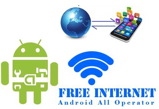4 Aplikasi Android Yang Dapat Membuat Internetan Gratis Sepuasnya, 99% Work!