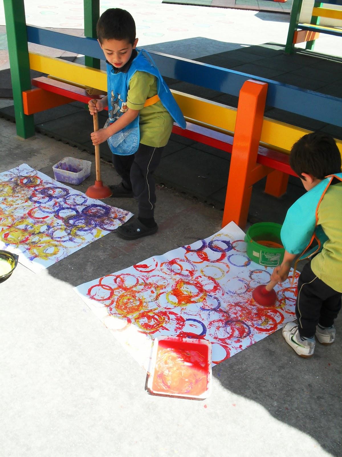 Kindergarten 2.1: Outdoor Play