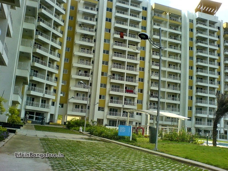 Mantri Flora Apartments- Sarjapur Outer Ring Road