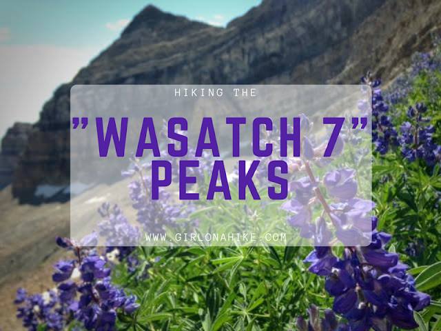 "Hiking the ""Wasatch 7"" Peaks!"