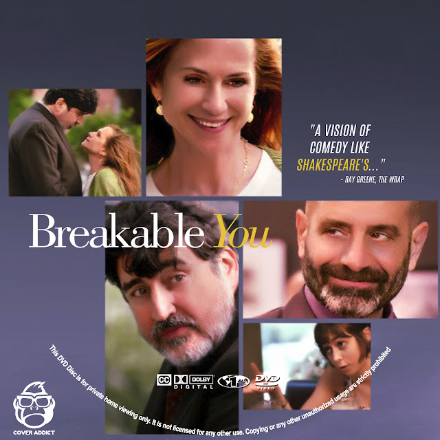 Breakable You DVD Label