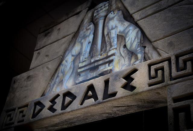 Dédale mythologie grecque Enigmaparc
