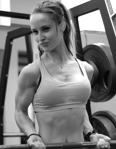 Silje Mariela-female fitness models-female fitness