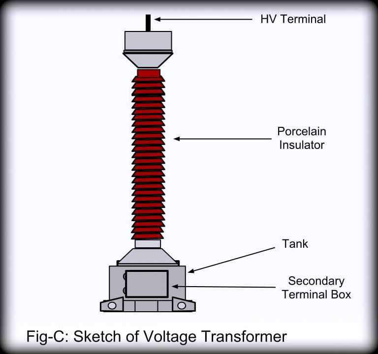 trench electric potential transformer wiring diagram wiring  electrical systems voltage transformer