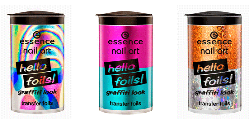 hello foils essence