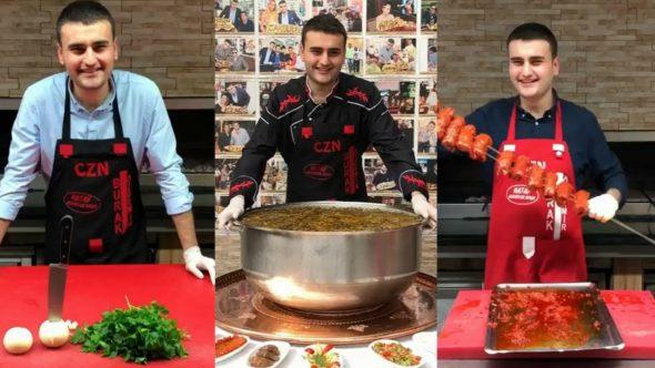الطباخ التركي المشهور بوراك اوزدمير وقصة نجاحة