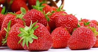 Buah Strawberry Untuk Pelangsing Tubuh