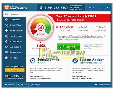 Auslogics BoostSpeed Premium Full Version