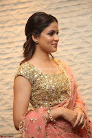 Lavanya Tripathi Mesmerizing Beauty in Chania Choli At Vunnadi Okate Zindagi Movie ~  Exclusive 005.jpg