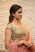 Lavanya Tripathi Mesmerizing Beauty in Chania Choli At Vunnadi Okate Zindagi Movie ~  Exclusive 005.jpg