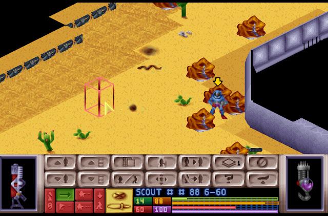 Open Xcom - Trampling Screenshot