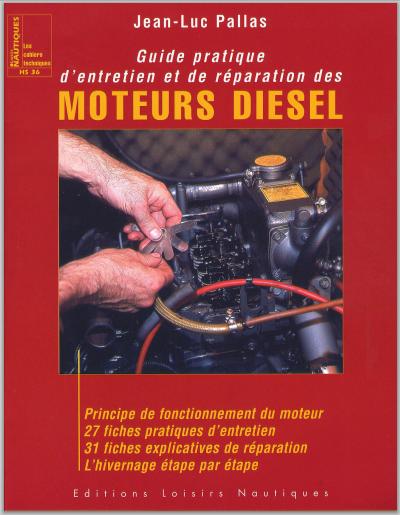 Livre : Guide pratique d'entretien et de réparation des moteurs Diesel PDF