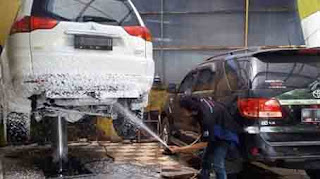 Lowongan Kerja Tempat Cuci Mobil Bandung