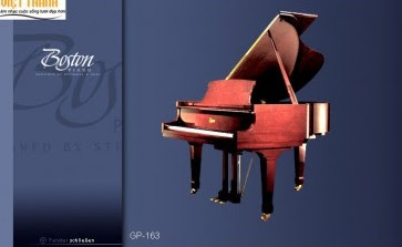 Grand Piano Boston GP-178 MH