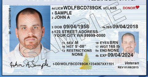 Wa Drivers License Address Update