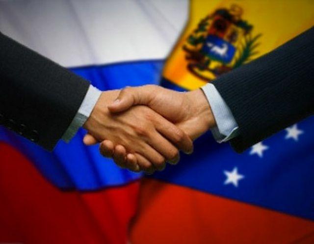 Rusia envía funcionarios a Venezuela para aconsejar sobre como combatir la crisis
