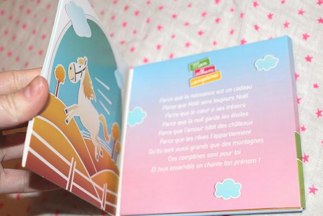 cd de musique pour enfants